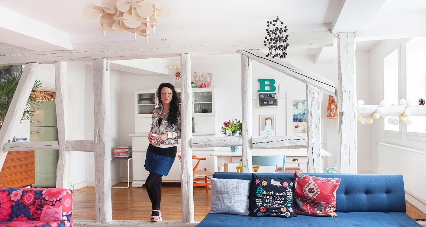 At home with Julia Ballmaier slider