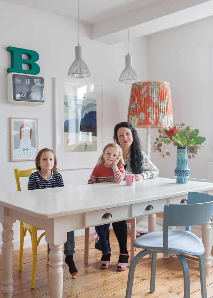 At home with Julia BallmaierAt home with Julia Ballmaier