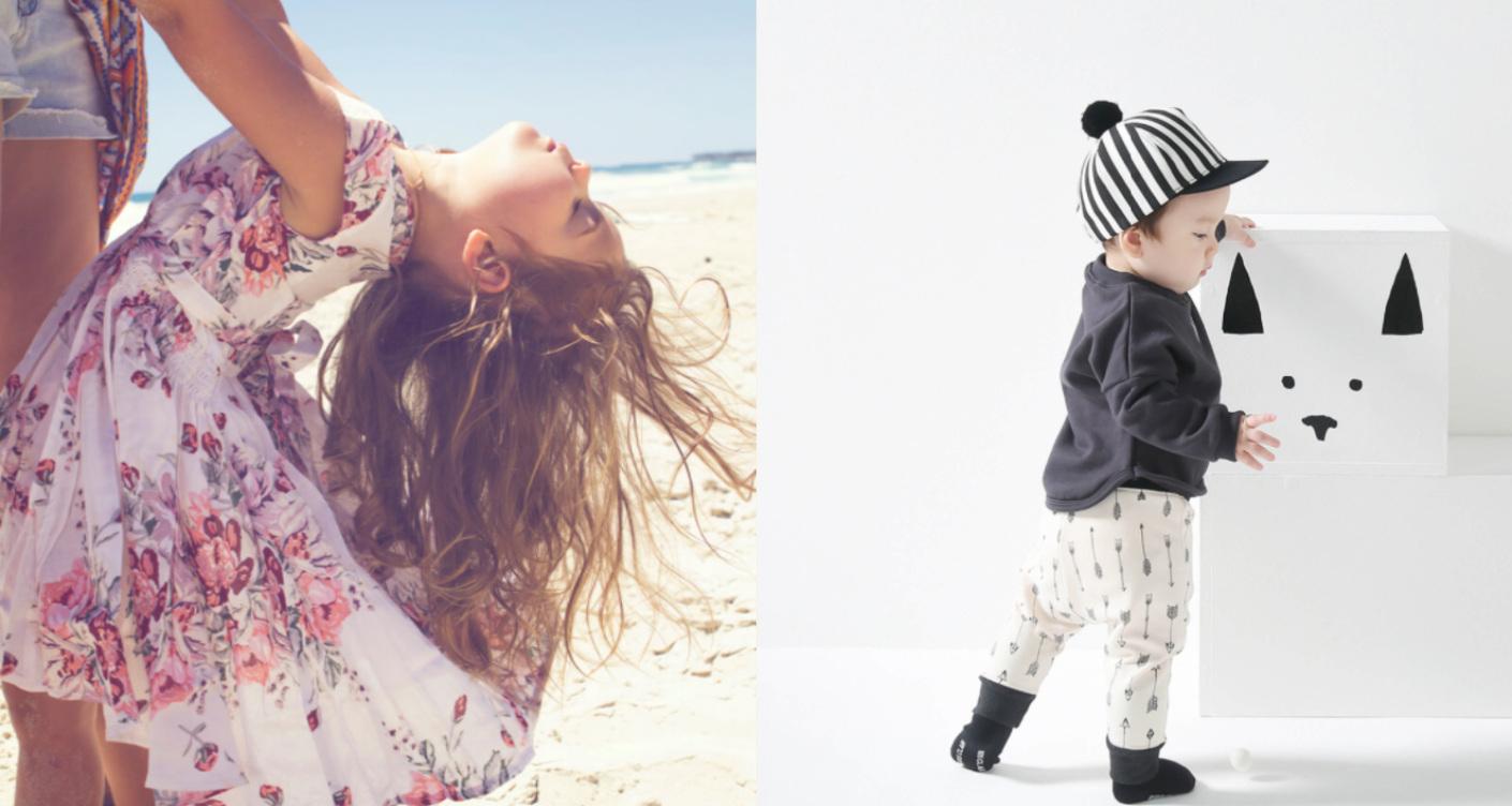 Korean Kids fashion