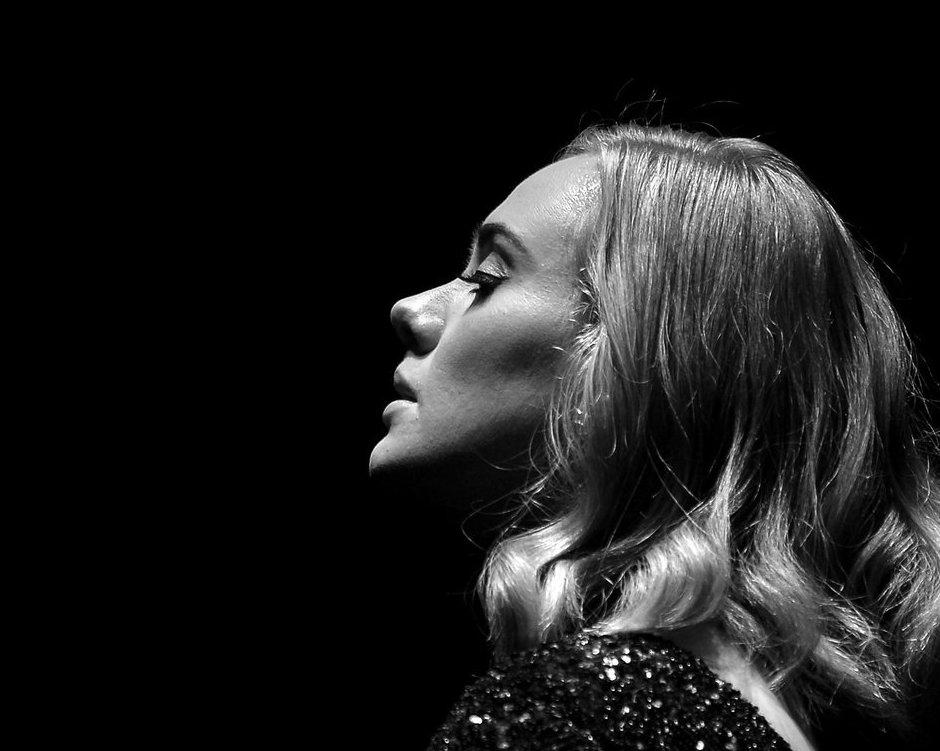 Adele on Motherhood