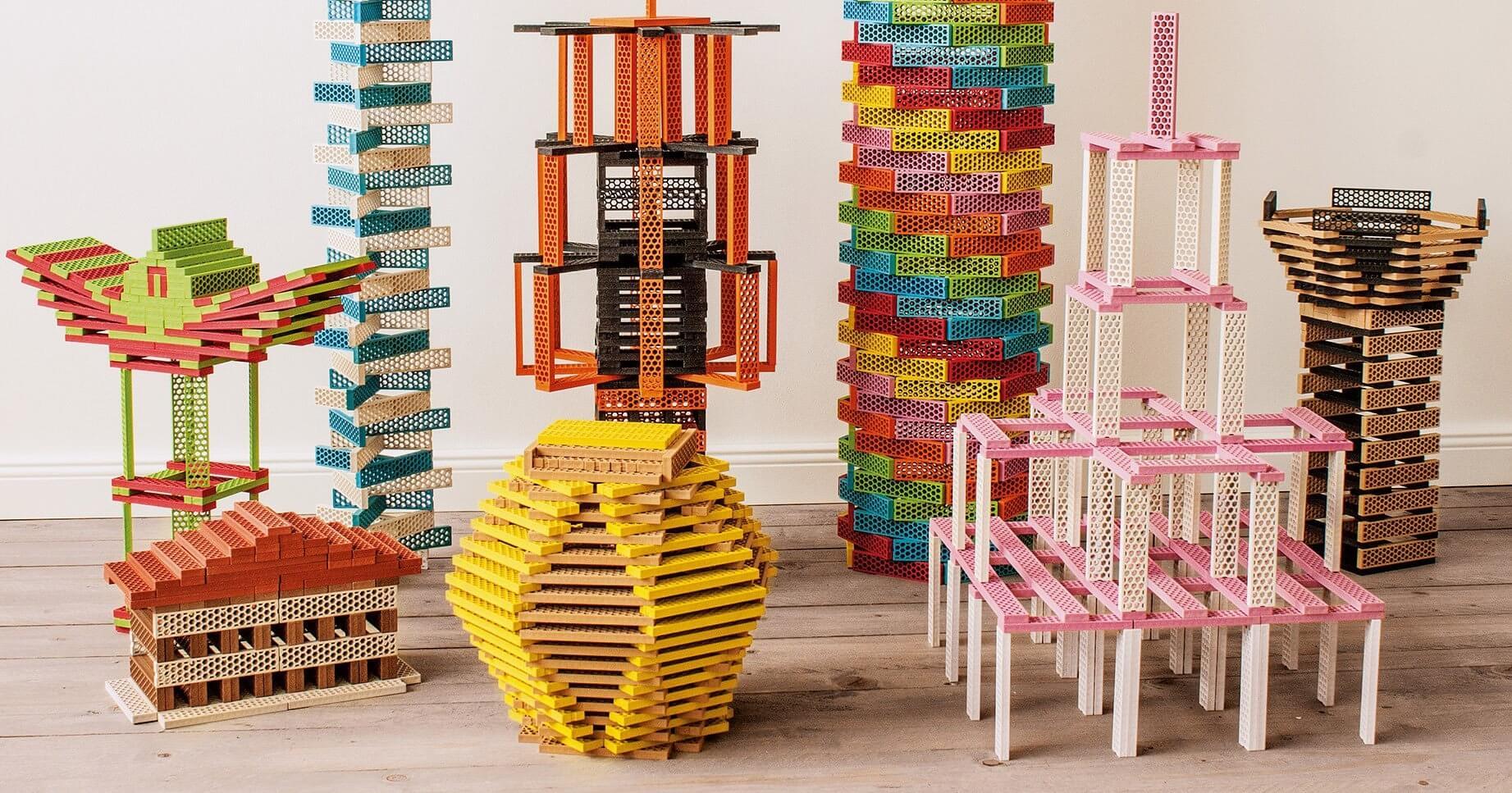 Bio Blo - Sustainable building blocks