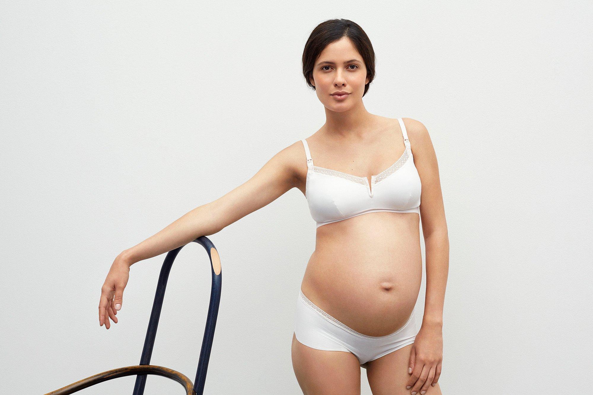 Maternity Lingerie from Six Studio