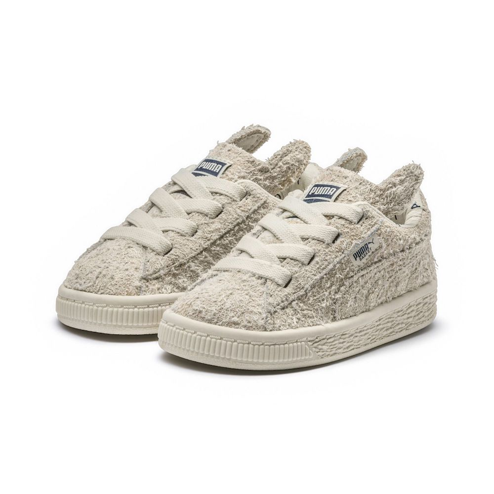 Tiny Cottons and Puma sneakers beige