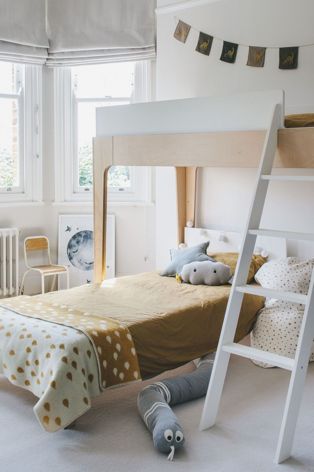 Transitioning to a big kid room