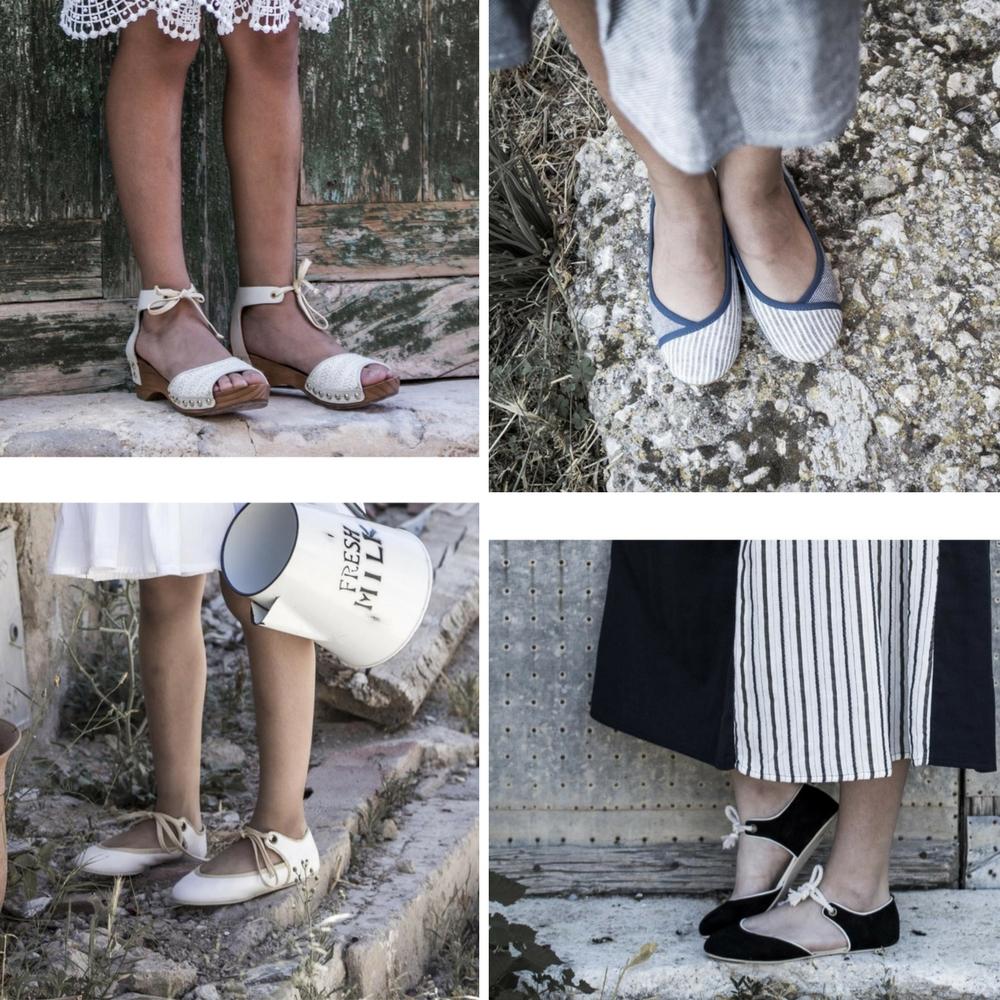 Belle Chiara summer shoes for girls