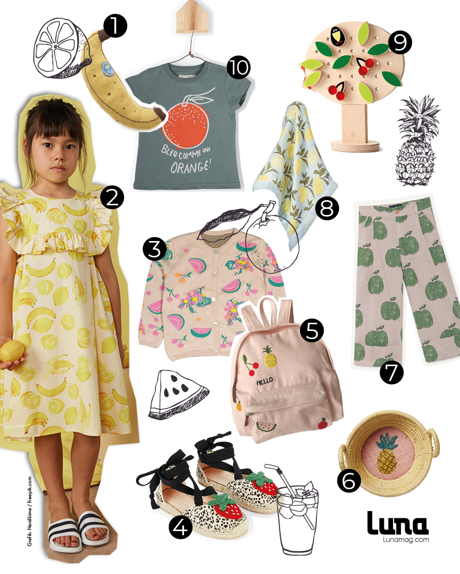 Tutti Frutti kids fashion