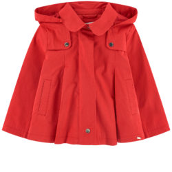 9. Cute hooded jacket from Mayoral.