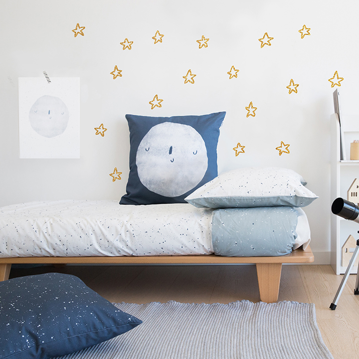 Chispum and friends wall stickers for children