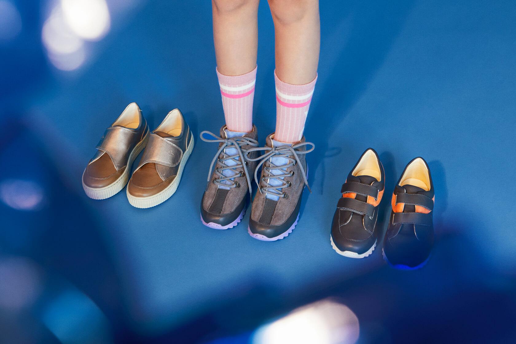 How to buy children's shoes online!