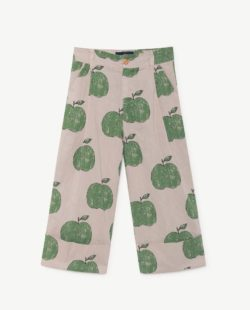 7. The fun is guaranteed with the Elephant Kids Pants. Bold design and soft colours in a blend of linen and cotton.