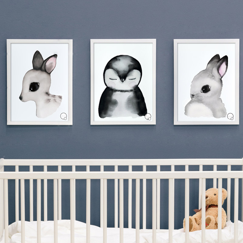 wall art kids