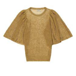 linen-flare-sleeve-jumper masscob