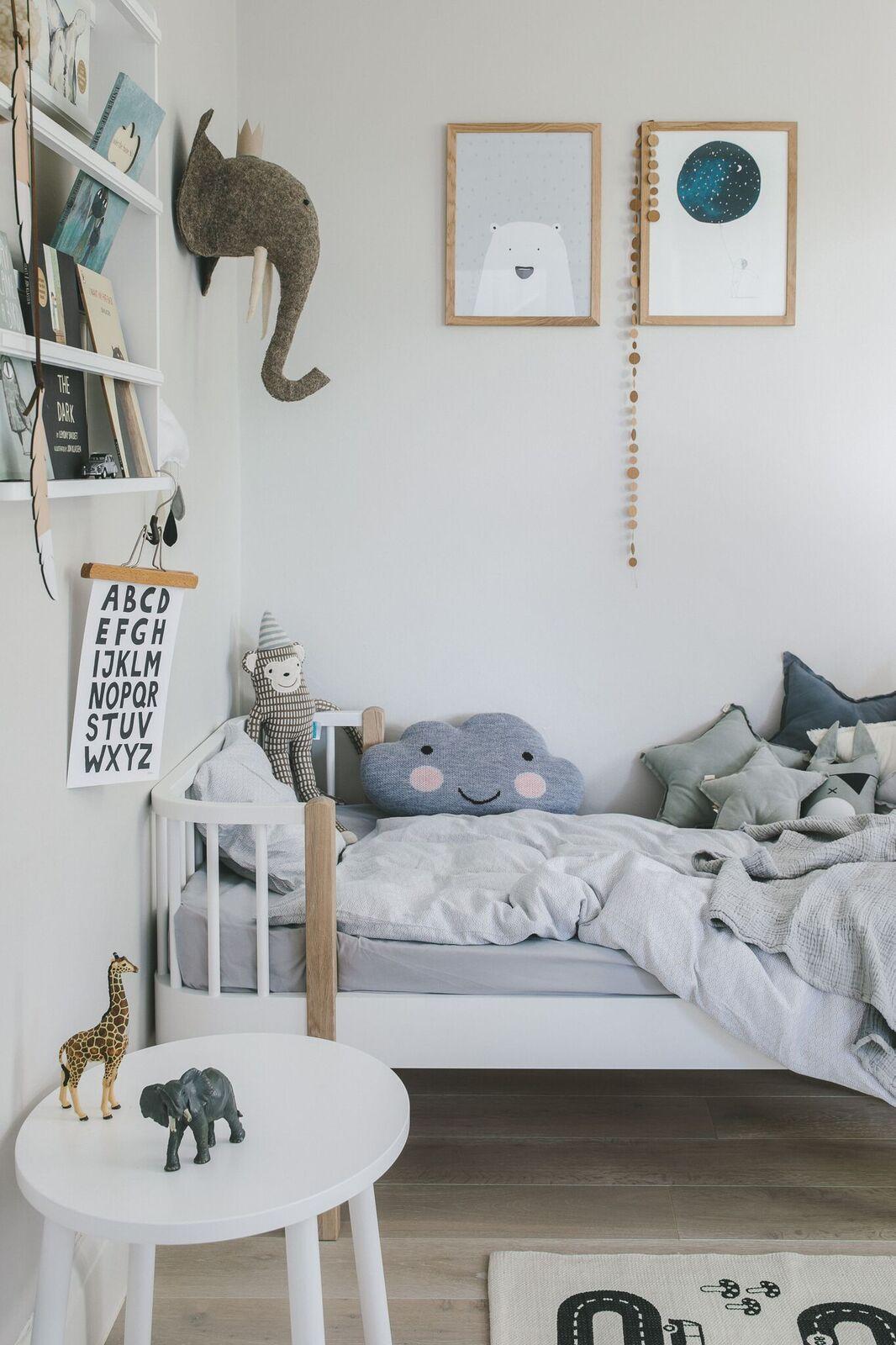 Nordic Kids Rooms Lunamag Com