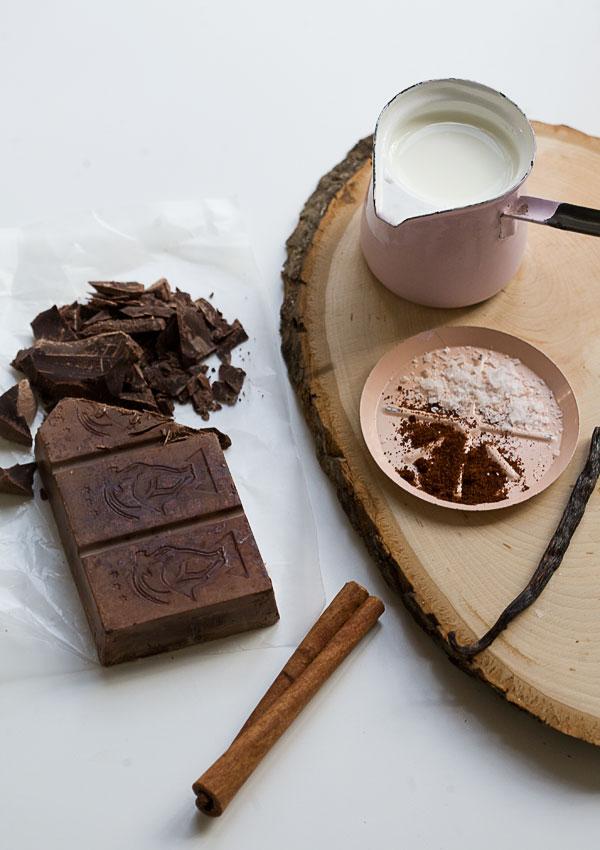 posh Hot Chocolate