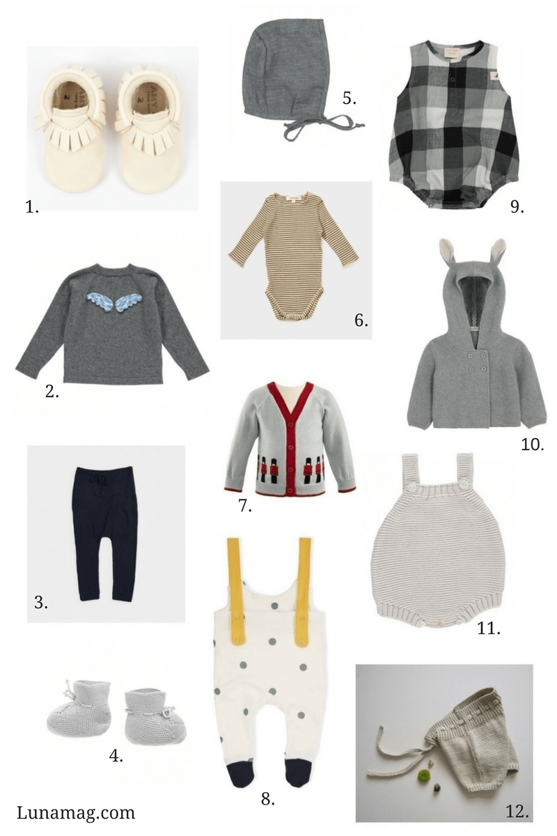 Gender neutral royal baby outfits