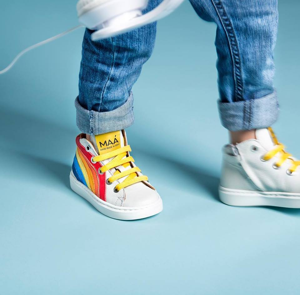 Maa shoes for boys SS18