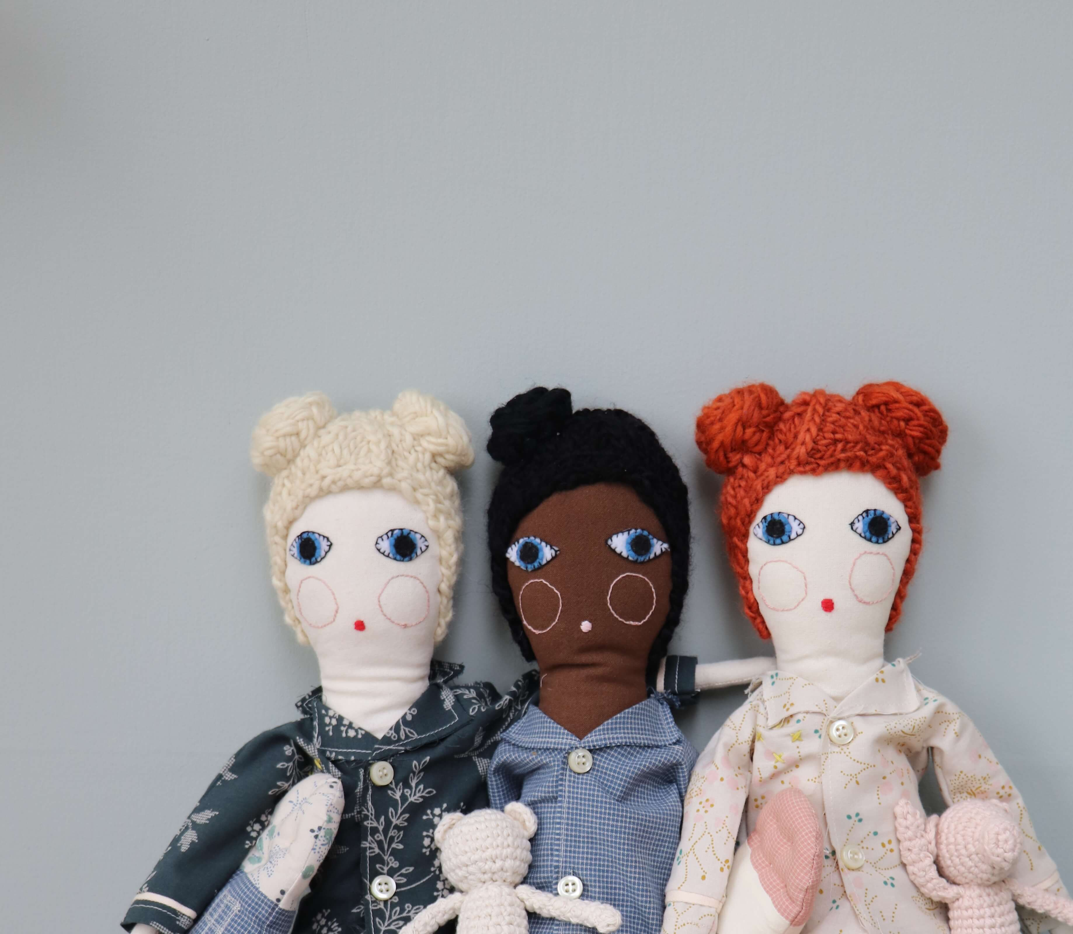 Severina Kids X Camomile London collaboration