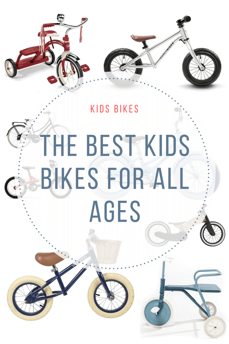 The best kids bikes for all ages