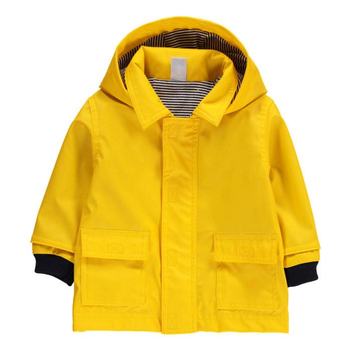 petit bateau rain jacket