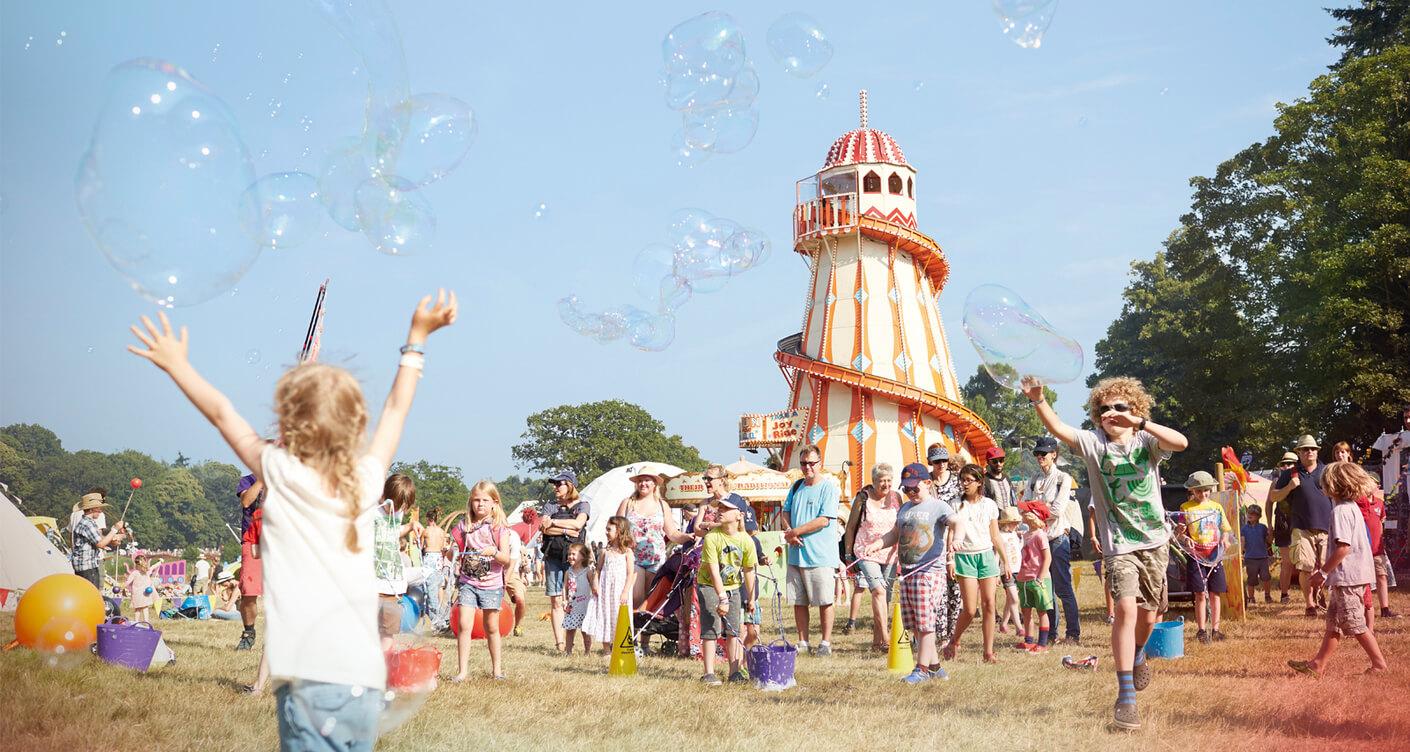 Family Festivals For Summer 2018