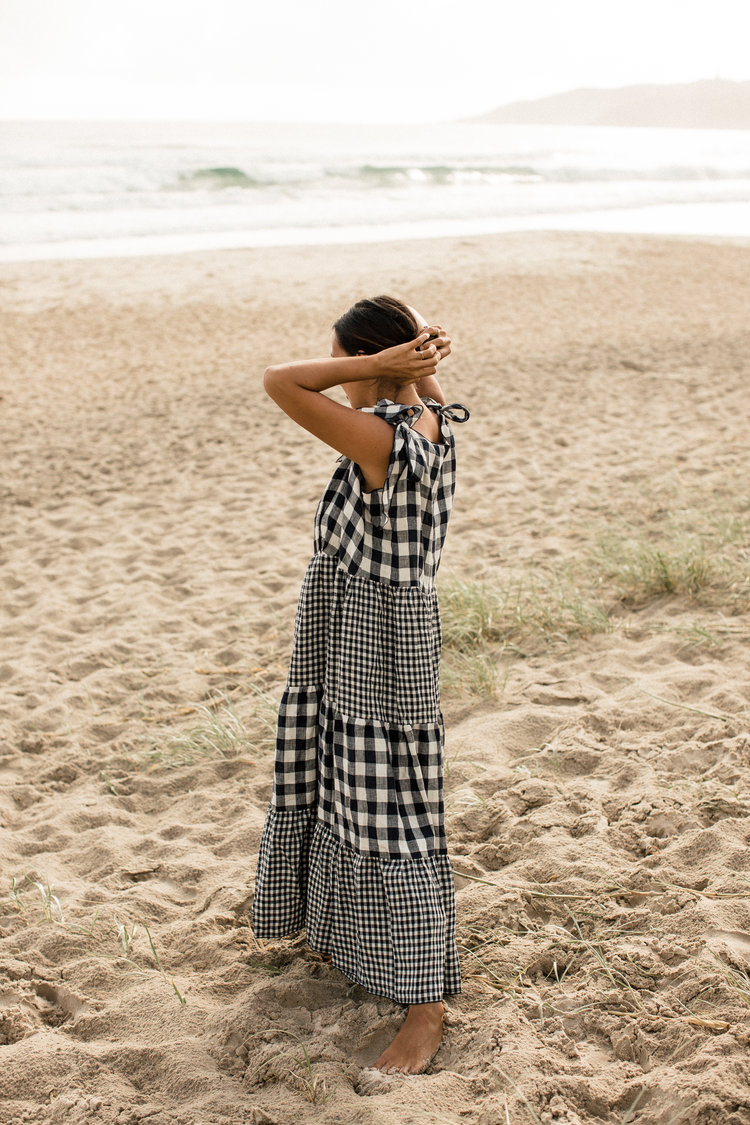 little tienda maxi dress