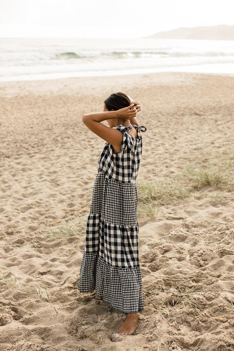 little tienda maxi dress
