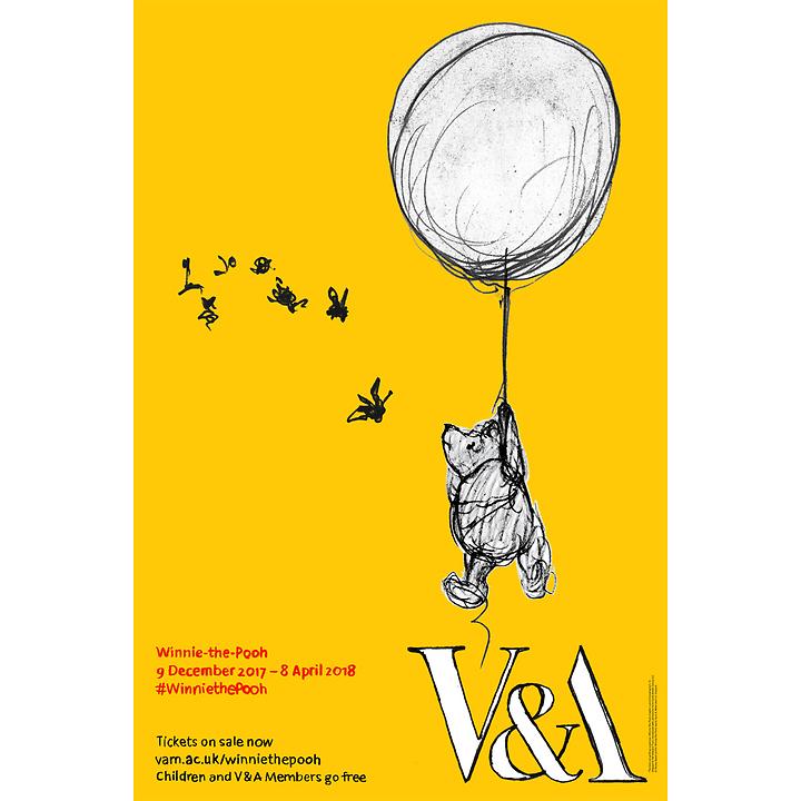 v&a winnie the pooh