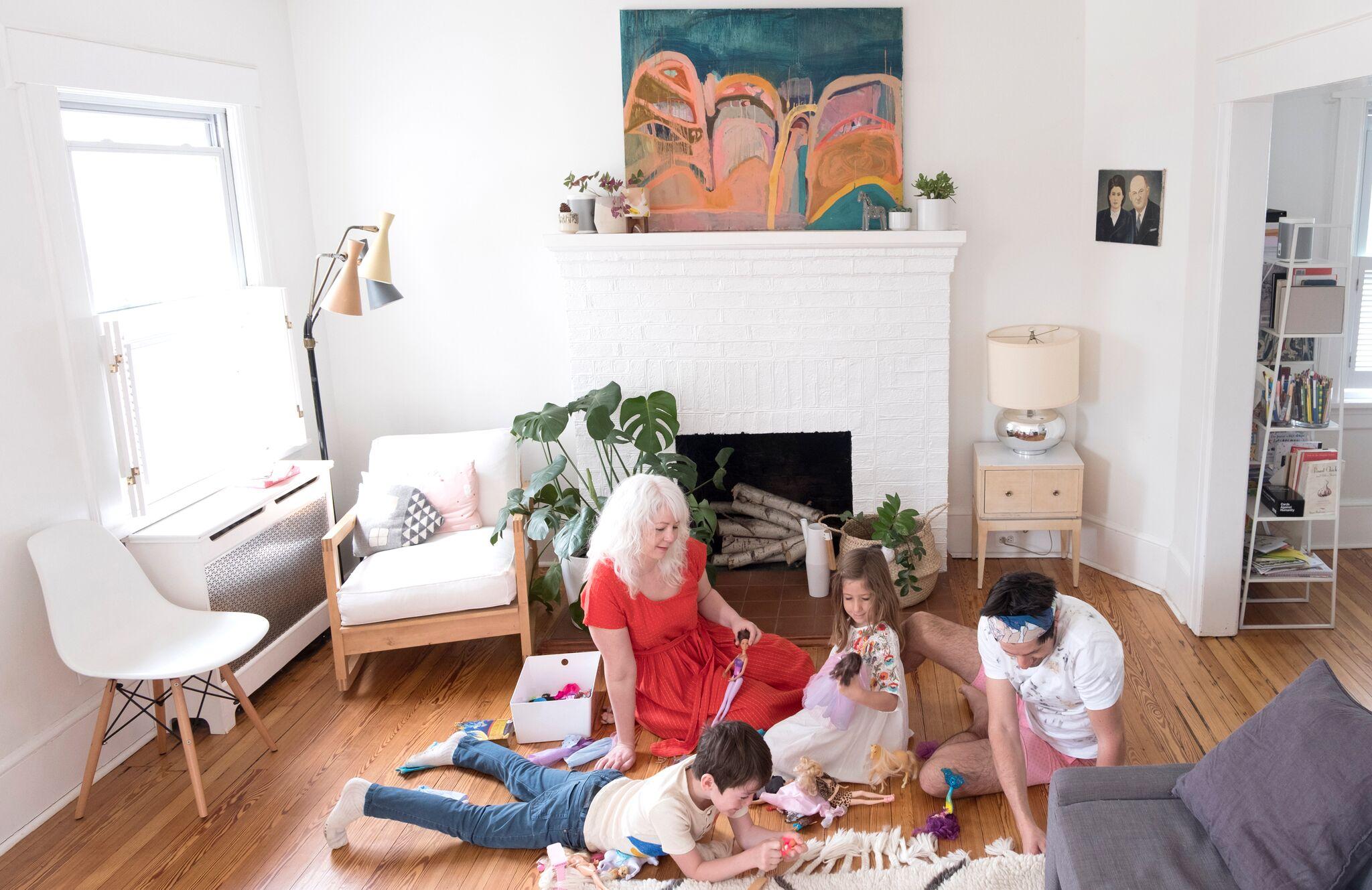 Raising kids in New York City