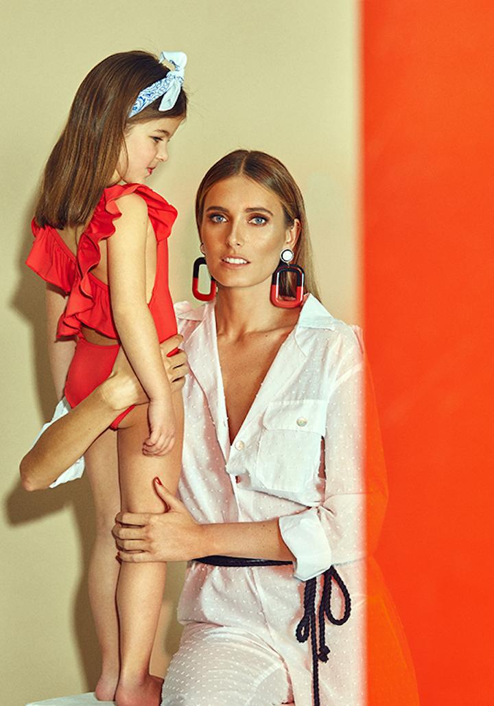 Spanish swimwear for girls