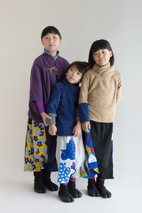 Japan-Kids-Fashion-SouSou-Kyoto-family