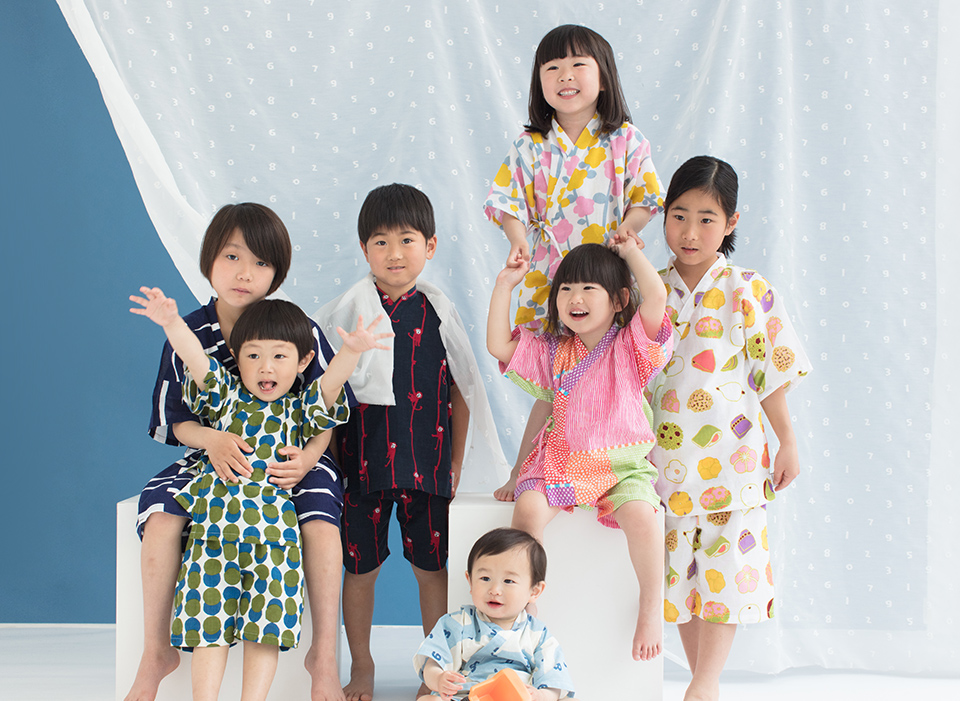 Japan kids fashion Sou Sou Kyoto