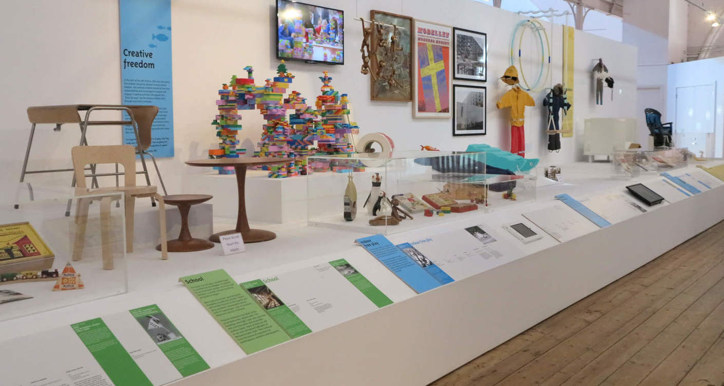 Nordic Design for Children at the V&A Museum of Childhood