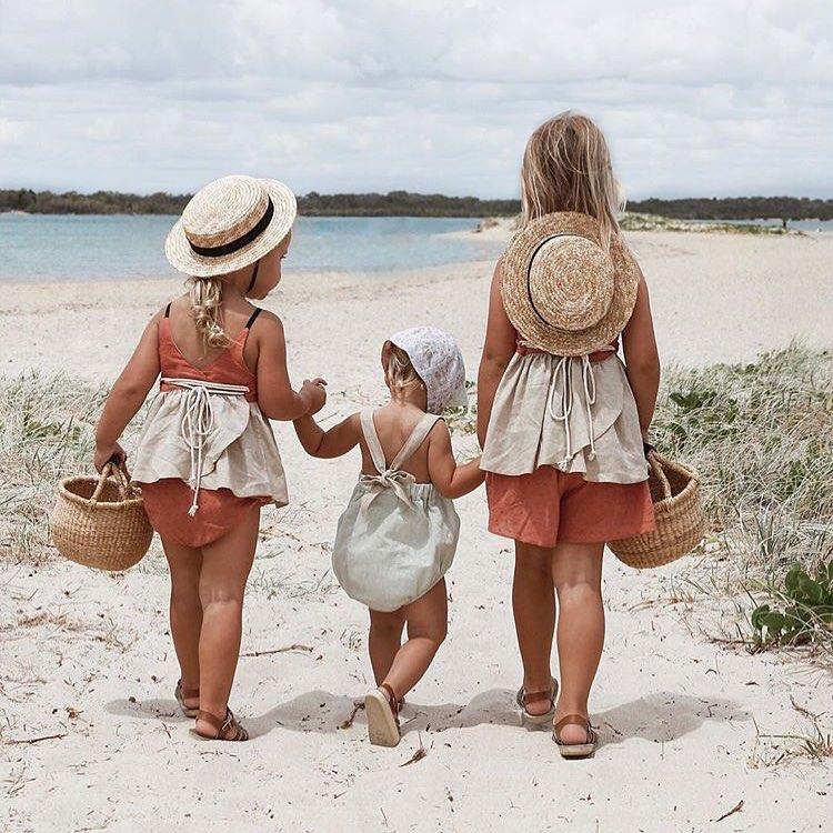 Poplin fashion for girls