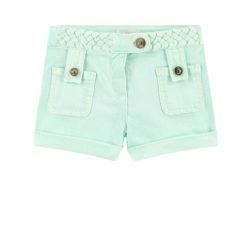 chloe jean short mint