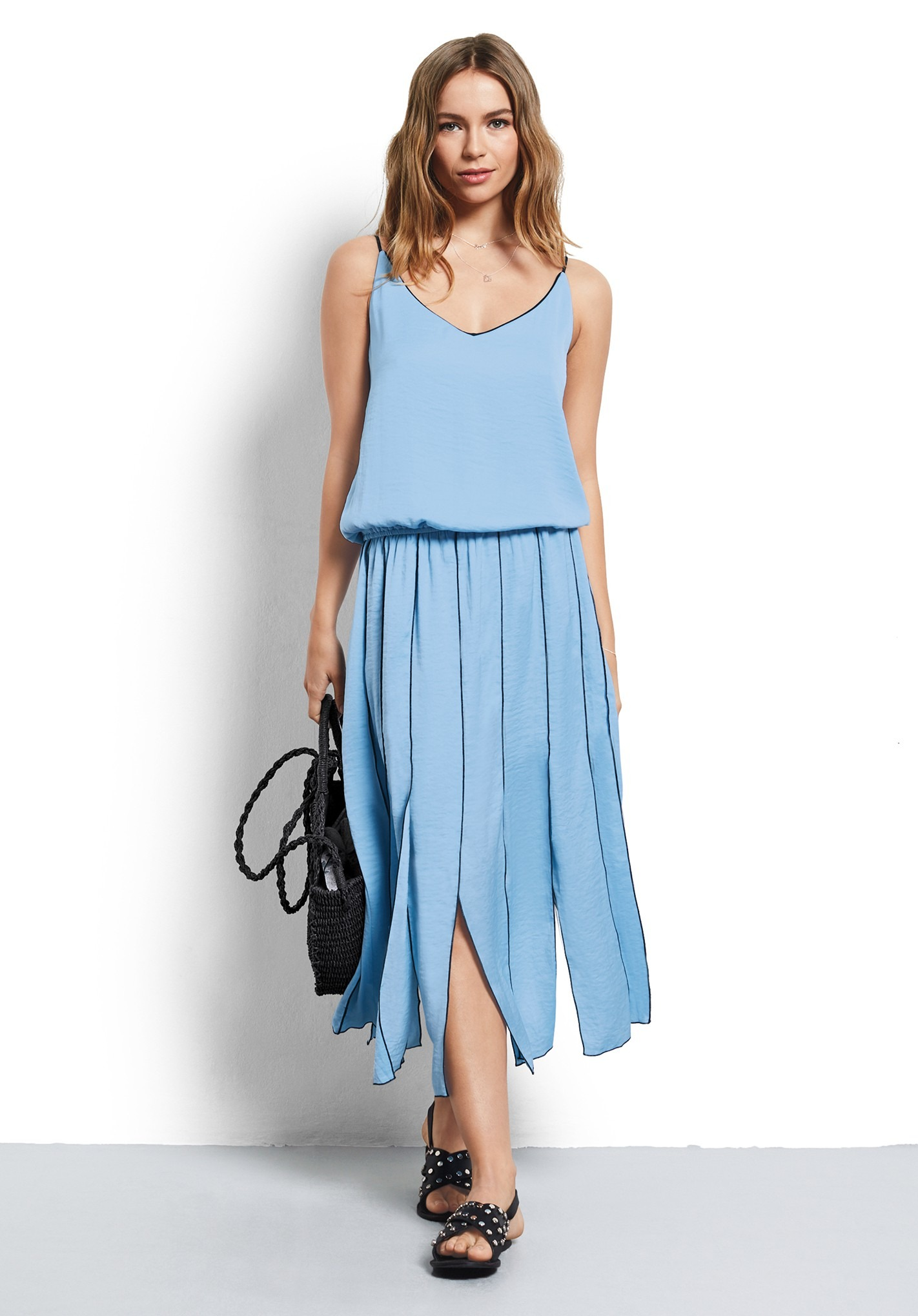 hush dress