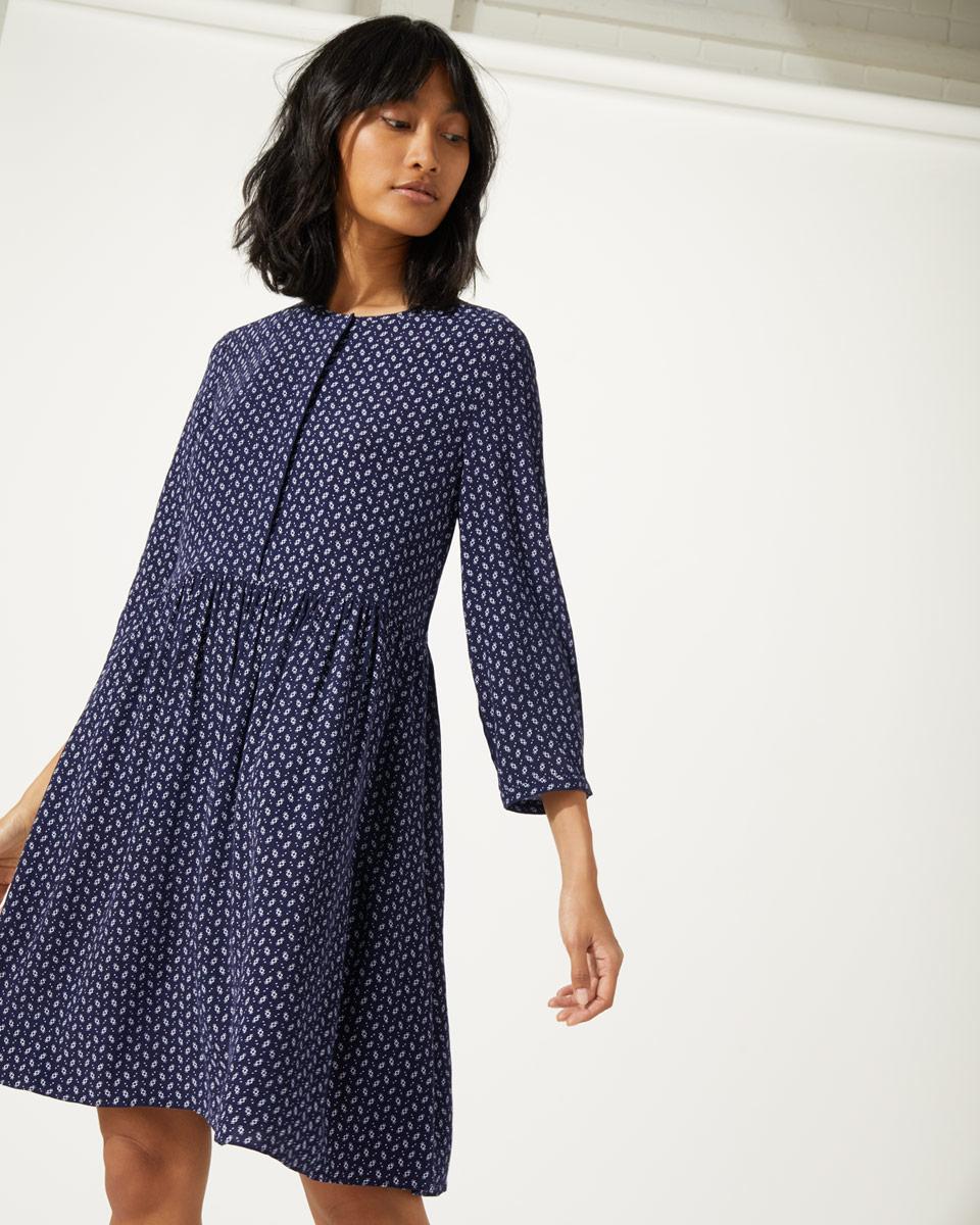 jigsaw foulard dress