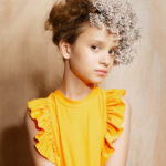 organic summer kids fashion editorial