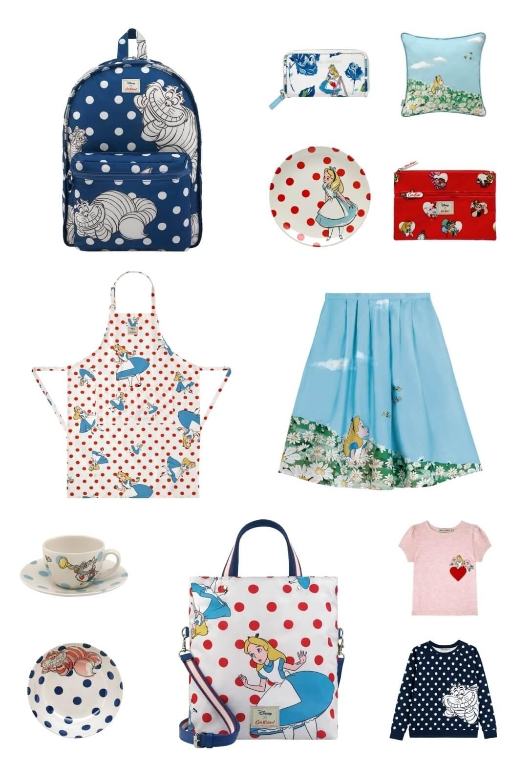 Alice In Wonderland Disney x Cath Kidston