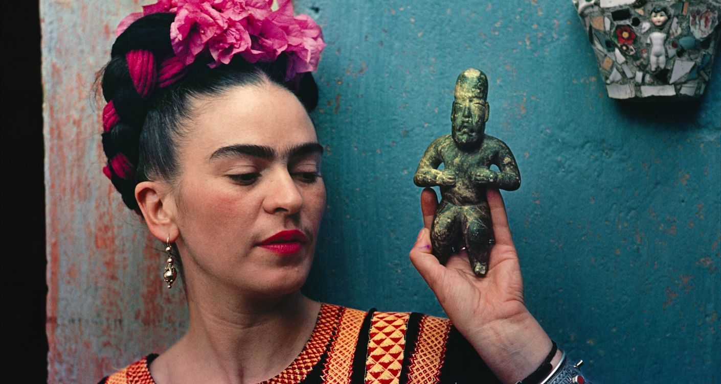 Frida Kahlo: Making Her Self Up at the V&A