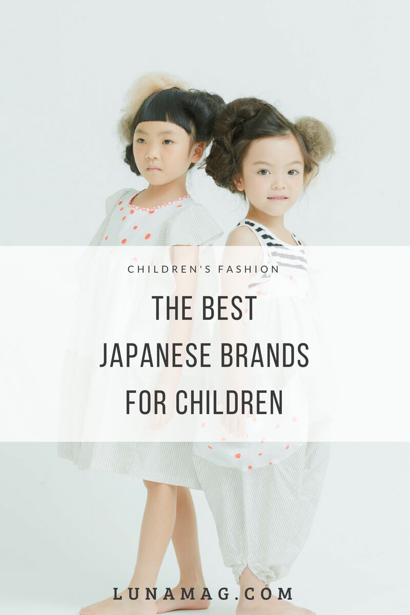 These are the best Japanese Brands for children