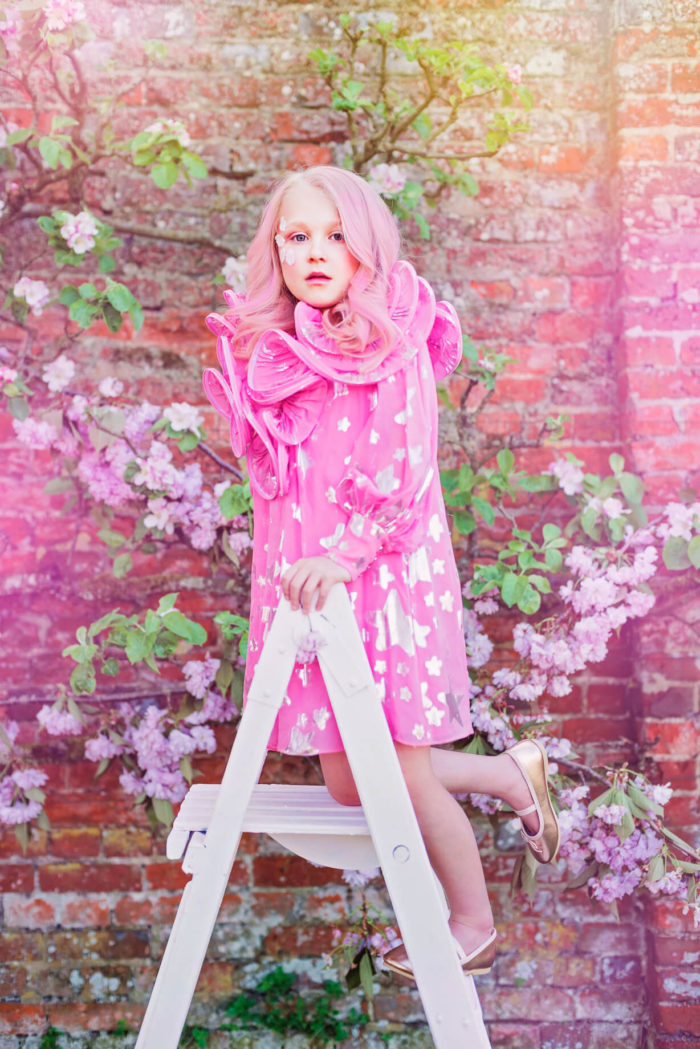 Rose Coloured Spectacles kids fashion editorial10