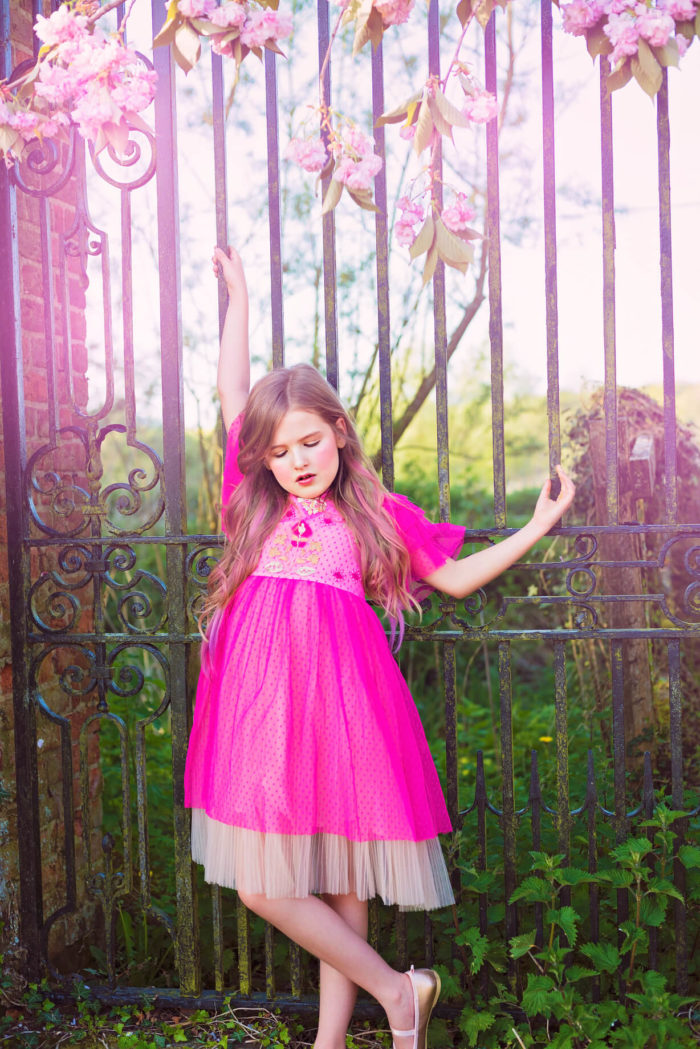 Rose Coloured Spectacles kids fashion editorial3