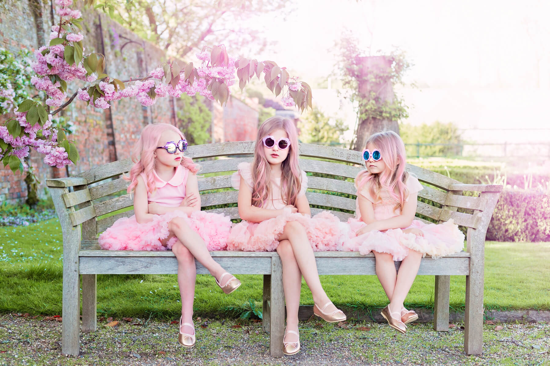 Rose Coloured Spectacles kids fashion editorial