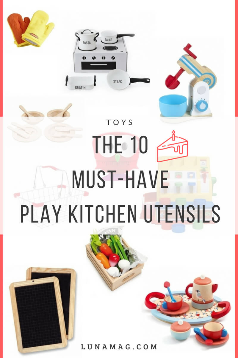 The 10 must-have play kitchen utensils