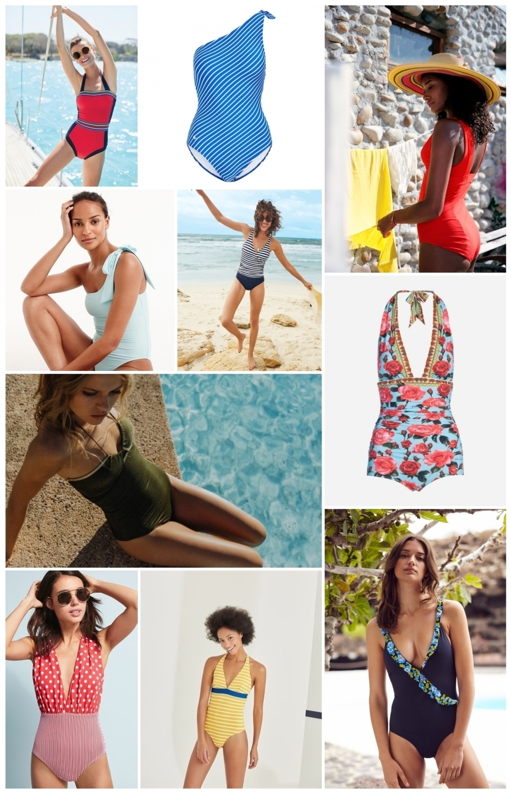The best one piece swimsuits for modern mums!2