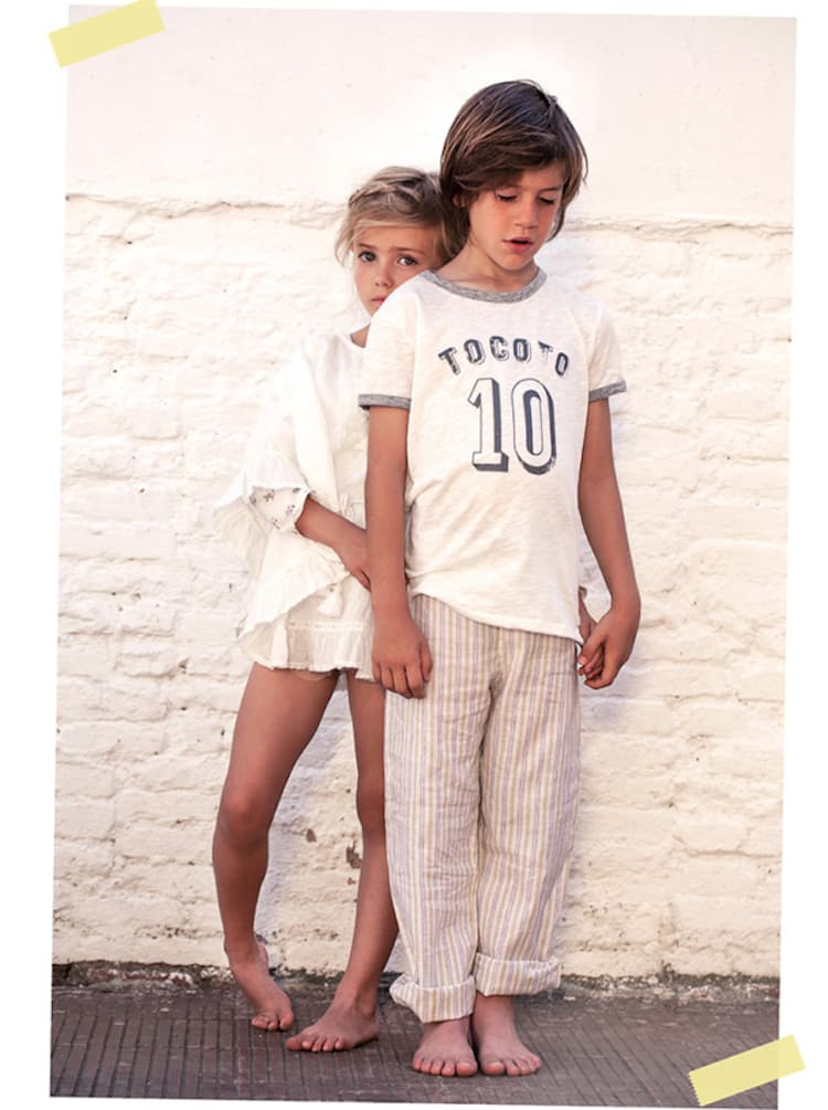 Tocoto Vintage first love never die ss18