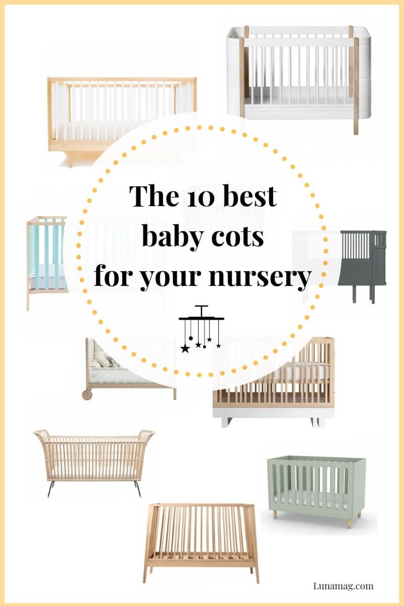 10 best baby cots