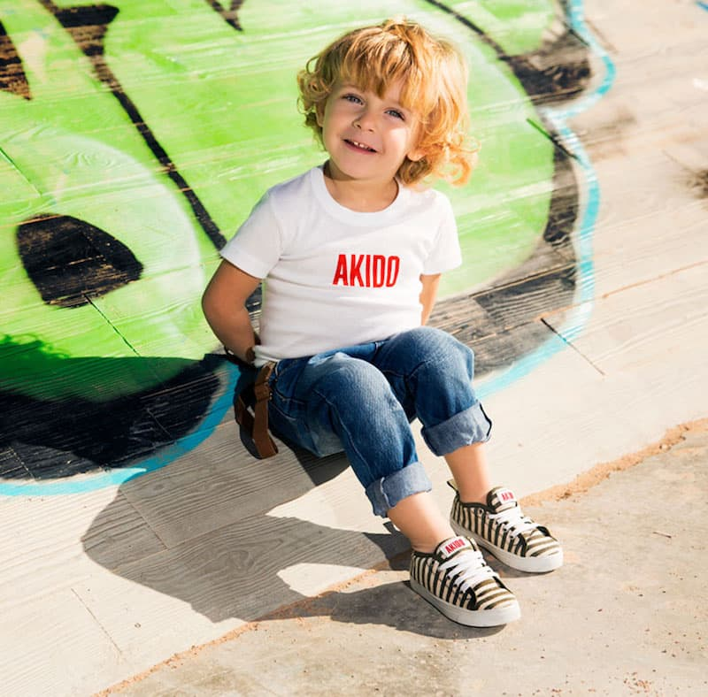 Akido kids shoes SS19 boys