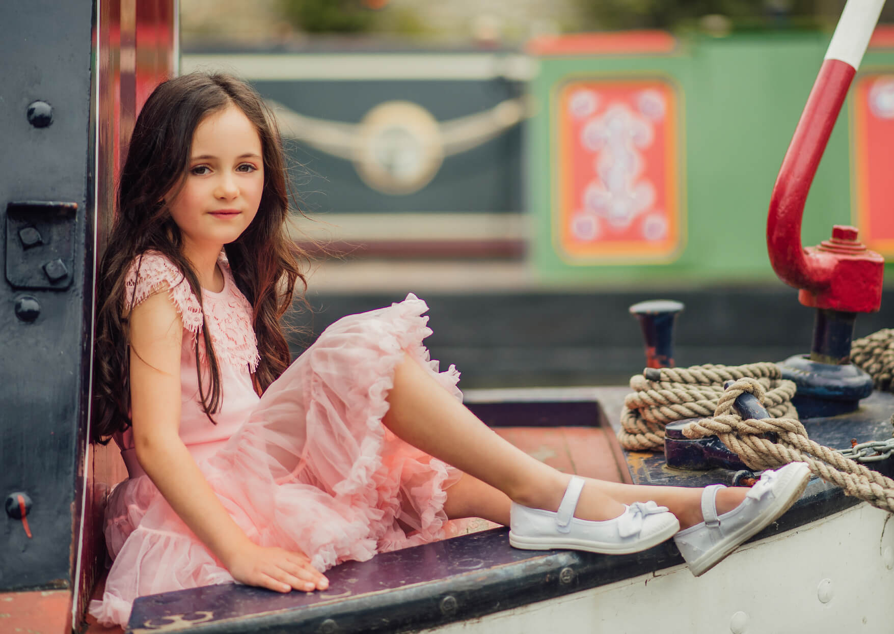 AngelsFace kids fashion editorial