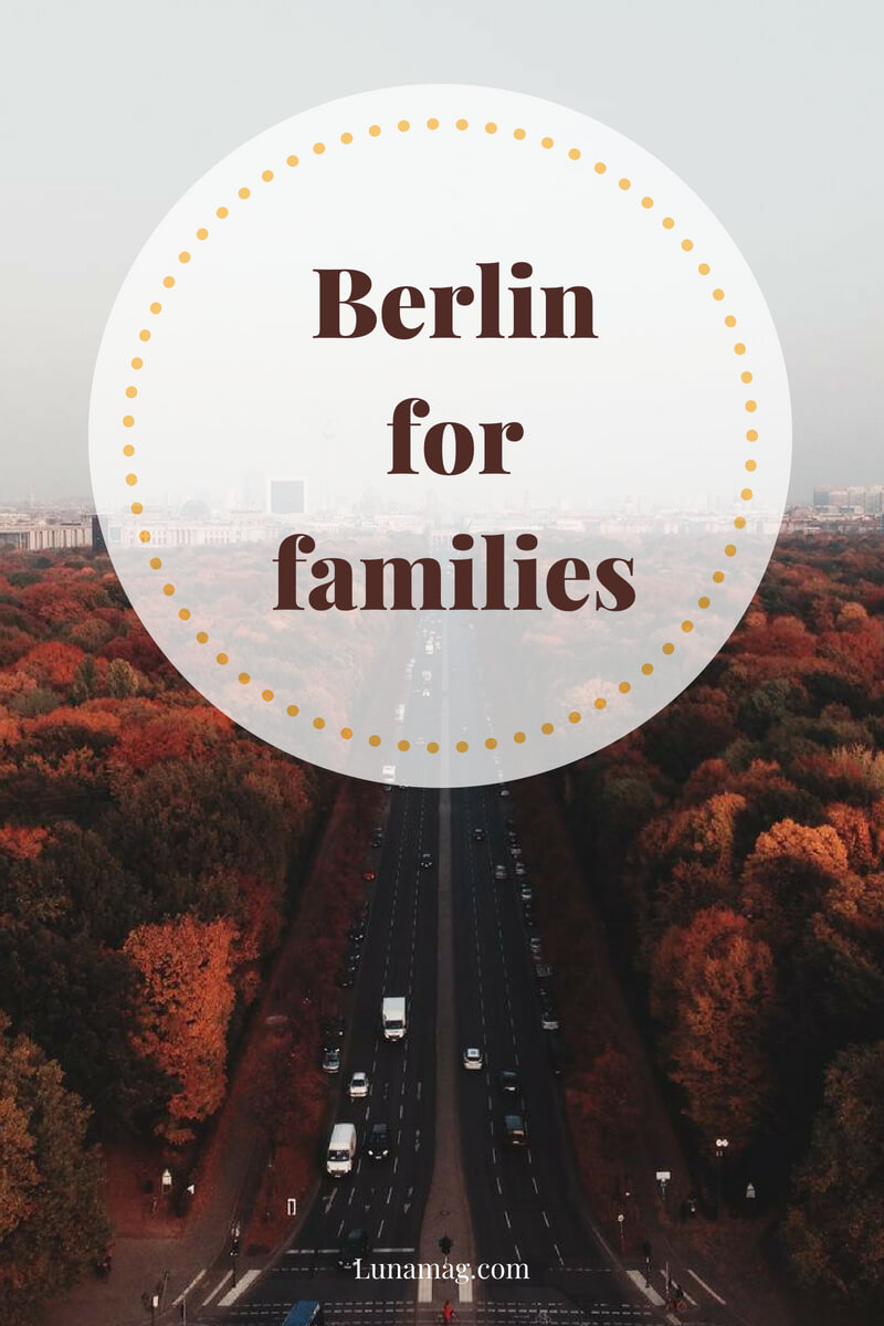 Berlin for families